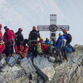 Matterhorn-Besteigung anlässlich des 150-Jahr-Jubiläums