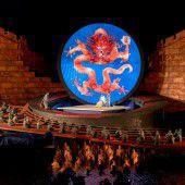 Mit der Oper Turandot starten heute die 70. Bregenzer Festspiele