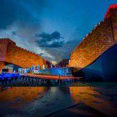 Turandot auf der Bregenzer Seebühne oder die Verwandlung der Chinesischen Mauer in einen Drachen