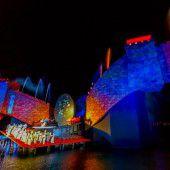 Premierenwoche der Bregenzer Festspiele mit anziehender Turandot