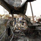 Selbstmordattentäter im Irak riss mehr als 100 Menschen mit in den Tod