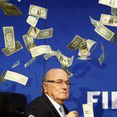 FIFA geht mit Blatter als Präsident ins neue Jahr