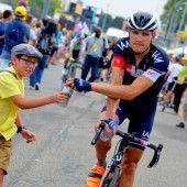 Tour de France ist wie das Leben