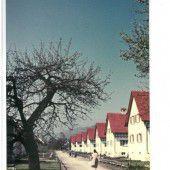 vorarlberg einst und jetzt. Die Friedensstraße in Lustenau