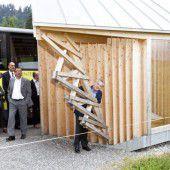 Präsident zu Besuch in Krumbach
