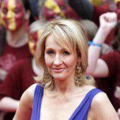J. K. Rowling feiert 50. Geburtstag