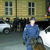 Verhaftungen