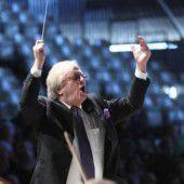 Justus Frantz und die Philharmonie der Nationen
