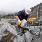 Komplexe Bauarbeiten an neuer Arlberg-Zufahrt