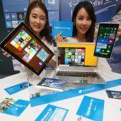 Windows 10 ist jetzt auf dem Markt