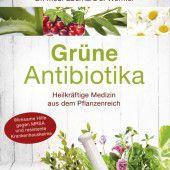 Heilkräftige grüne Pflanzenmedizin