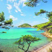 Abwechslungsreiche Natur auf Elba