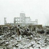 Zahlreiche Gedenkfeiern in Hiroshima und Nagasaki