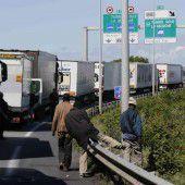 Migrantenfalle Eurotunnel