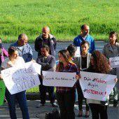 Demo der Aleviten in Bregenz gegen IS-Terror