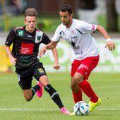 Lo Re schießt FC Dornbirn zum Sieg