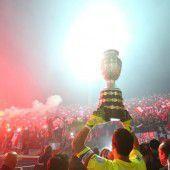 Chile bejubelt ersten Copa-Triumph