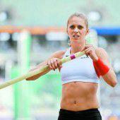 Kira Grünberg verletzte sich im Training schwer