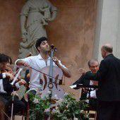 Der Soltani, der Gruber und Mozarts große Liebesspiele