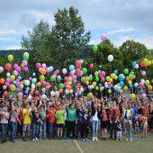 Bunte 40-Jahr-Feier an der MS Haselstauden