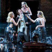 Hoffmanns fantastische Oper im Haus