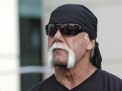 Hogan soll sich in einem Interview rassistisch geäußert haben.
