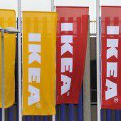 Ikea richtet sich nun langsam ein