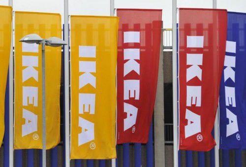 Möbelriese Ikea soll sich in der Marktgemeinde Lustenau ansiedeln. Reuters
