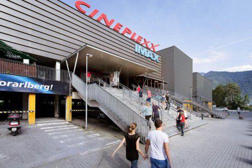 Das Cineplexx Hohenems ist der erste Standort des größten Kinoanbieters Österreichs, der ab Freitag wieder Kinofans begrüßen wird. Koehler