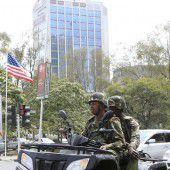 Terror-Angst bei Obamas Besuch in Kenia