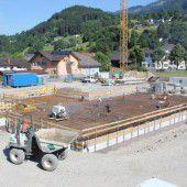Vogewosi-Bau in der Umsetzung