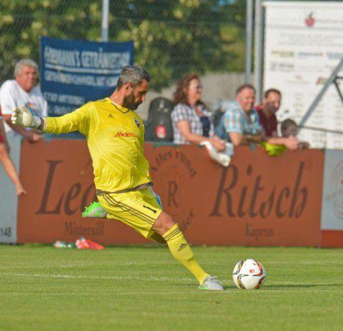 Ingolstadt-Torhüter Ramazan Özcan zeigte sich bei seinem Auftritt gegen Celta Vigo von seiner besten Seite.