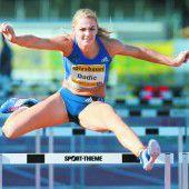 Dadic mit Rekord zu Bronze