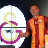 Podolski geht zu Galatasaray