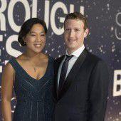 Nachwuchs für Mark Zuckerberg