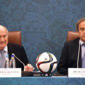 Platini sagt Oui zur FIFA