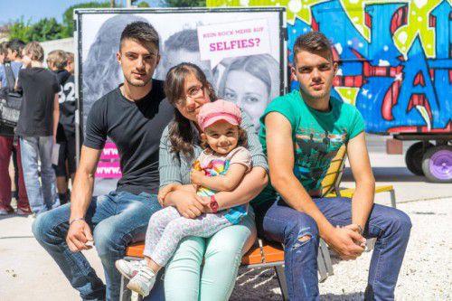 Im Sommer hofften die vier Isufi-Kinder noch, in Österreich bleiben zu können. Doch jetzt sind sie weg.