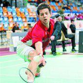 Badminton-Asse haben die Rio-Spiele im Fokus