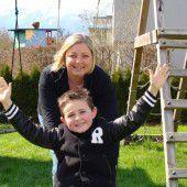 Das Leben mit Rheuma, Kind und Kegel schaffen