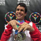 Zehn Medaillen bei den Special Olympic Games