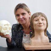 Neues Gesicht für tote Frau