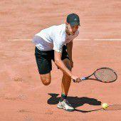 Dominic Thiem steht in Gstaad im Viertelfinale