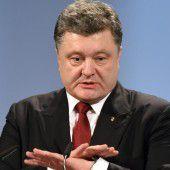Neuer Anlauf für eine Beruhigung in der Ukraine