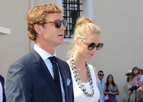 Pierre Casiraghi hat seine langjährige Freundin Beatrice Borromeo geheiratet.