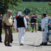 Amokläufer tötet in Bayern zwei Menschen