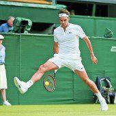 Federer und Murray ohne Fehl und Tadel