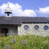 Neues Dach für Bergkapelle