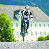 Schelling Achter bei der BMX-WM