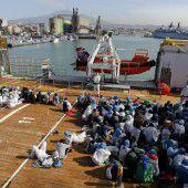 137.000 Bootsflüchtlinge