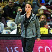 Becky Hammon führte die Spurs zum Turniersieg